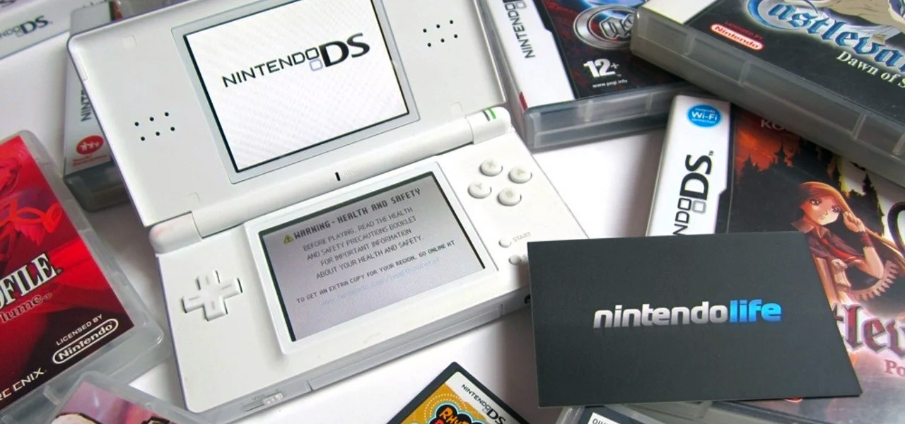 Best Nintendo DS Games - All Time Best