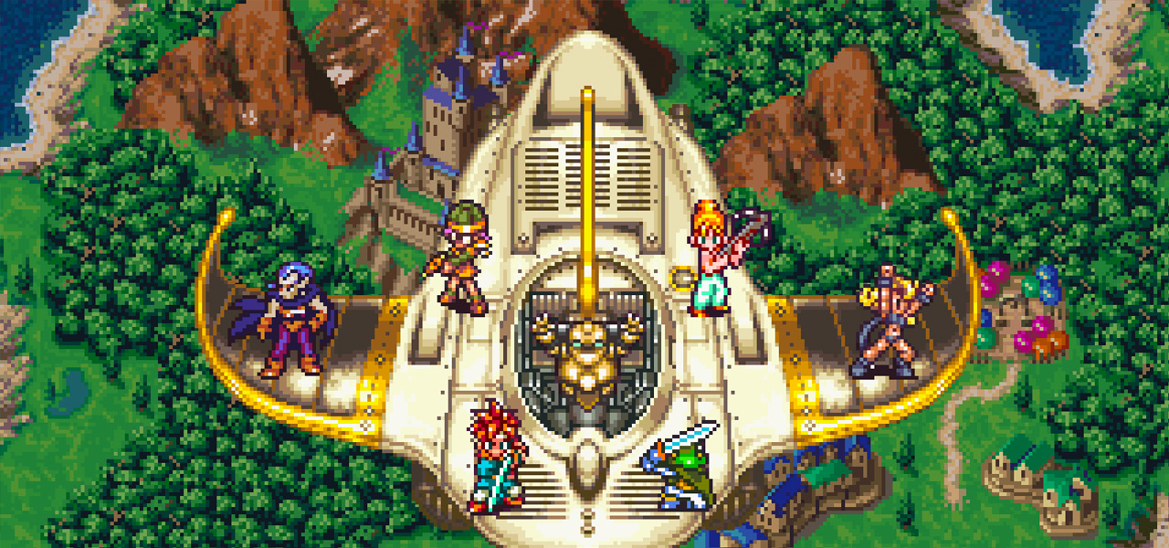 Chrono Trigger - Nintendo DS