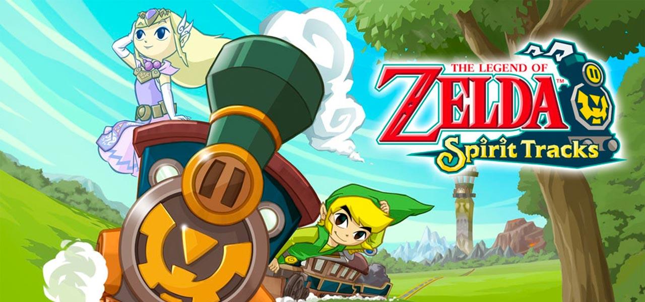 Legend Of Zelda: Spirit Tracks - Nintendo DS