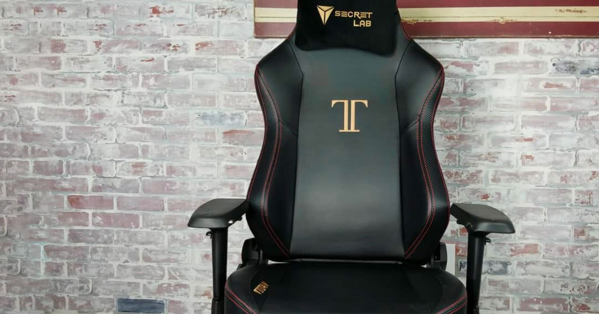 Secretlab Titan 2020 Gaming Chair Review