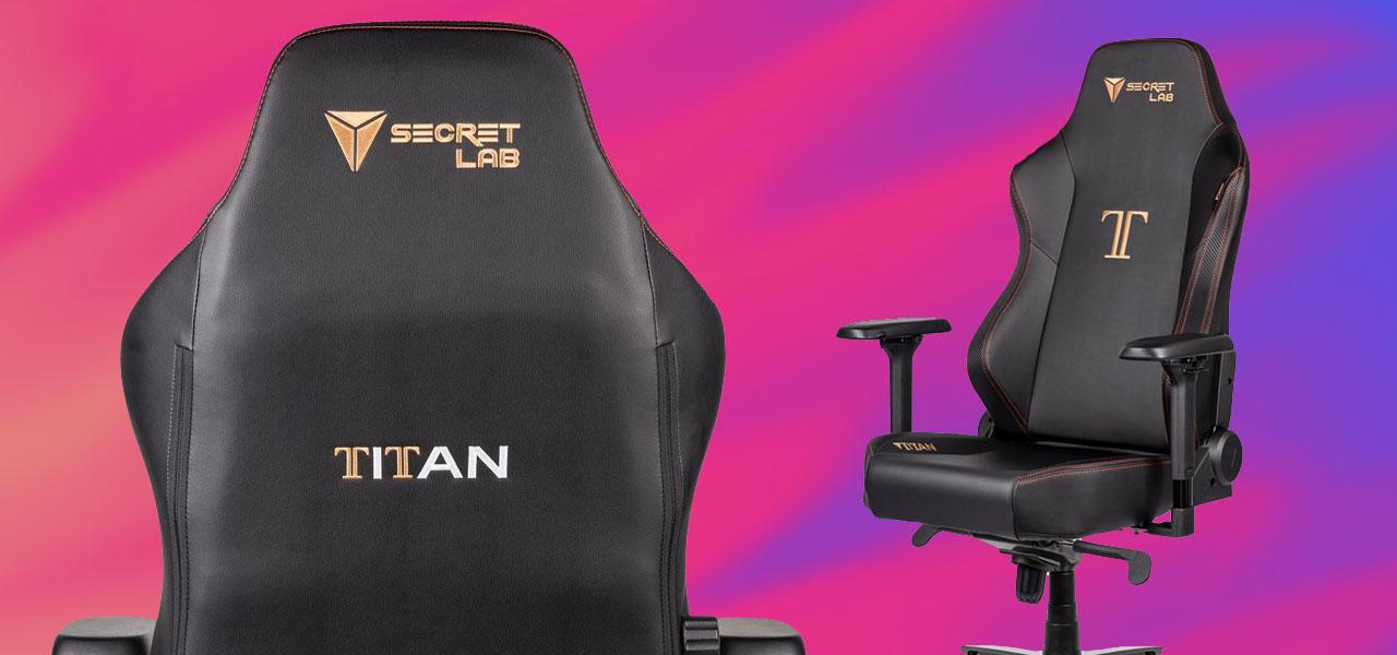 Secretlab Titan Armrests