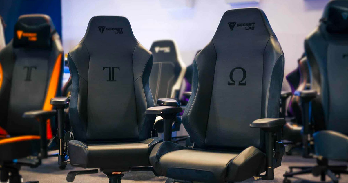 Secretlab Titan Gaming Chair (All Black Edition)