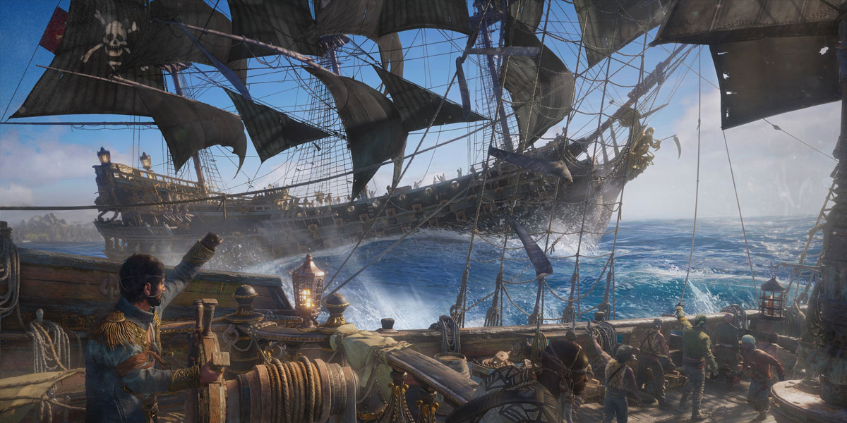 Difference Between Sea of Thieves & Skull & Bones