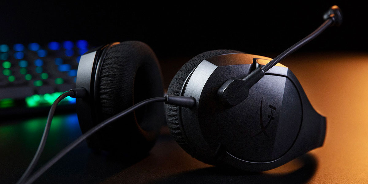 Hyperx Cloud Stinger Wired Gaming Headset