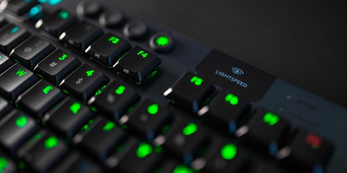 Logitech G915 TKL Lightspeed Keyboard