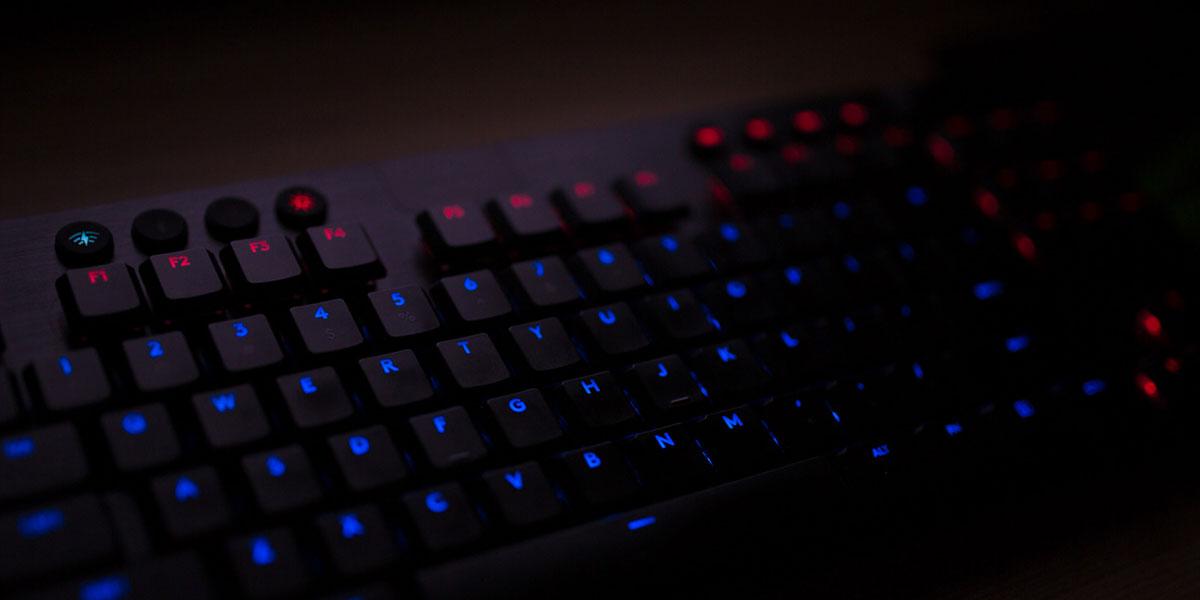 Logitech G915 TKL Wireless Mechanical Keyboard
