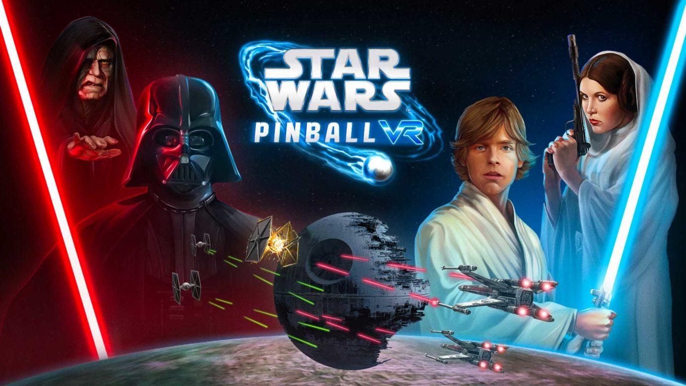 Star Wars Pinball VR - Playstation VR