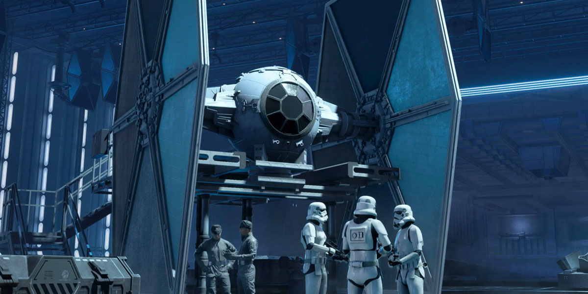 Star Wars Squadrons Single Player Campaign