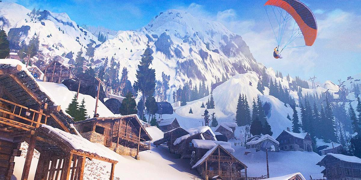 Steep Review Xbox One Updated
