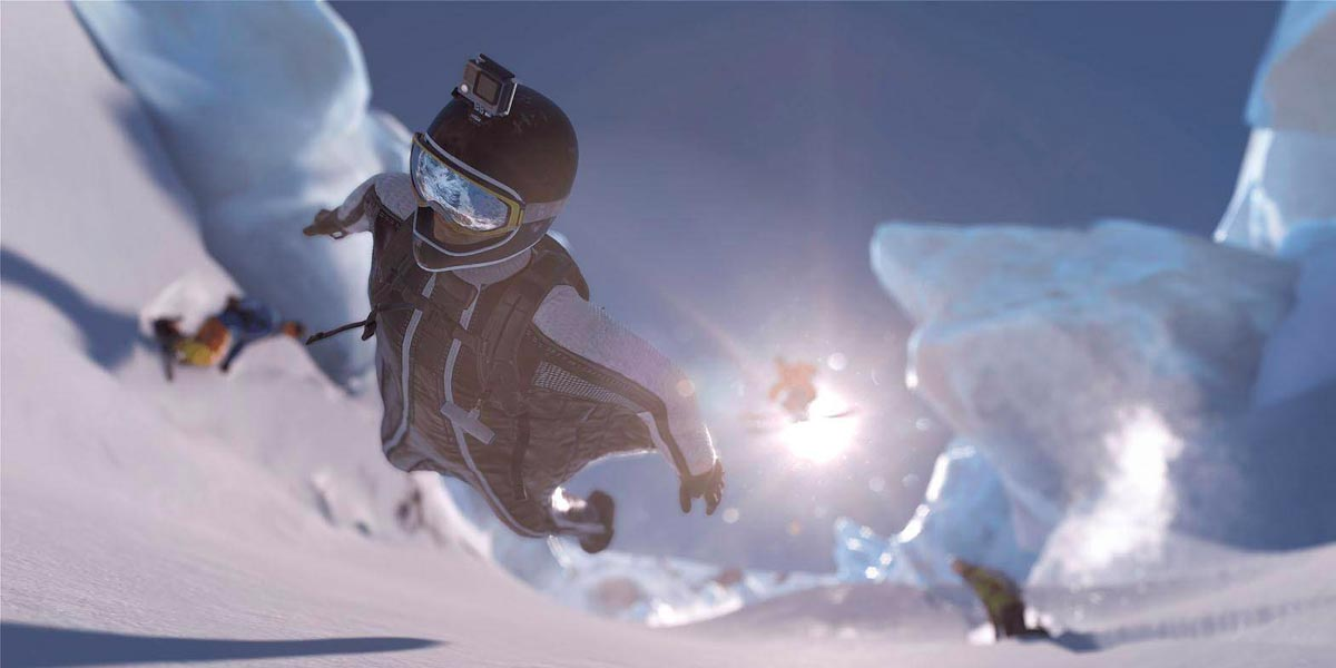 Steep Gameplay Xbox One & PS4