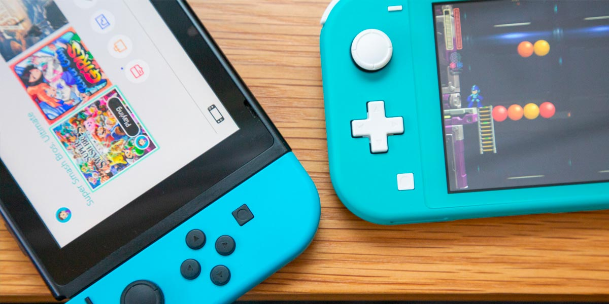 Switch Lite Or Nintendo Switch - Which Is Better?