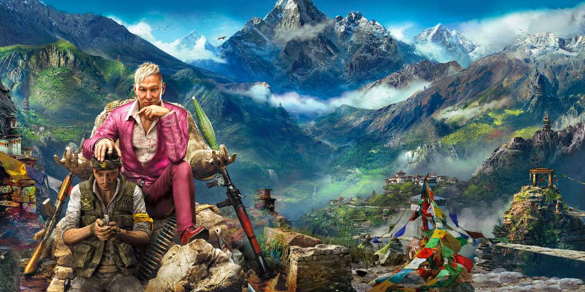 Far Cry 4 FPS Game