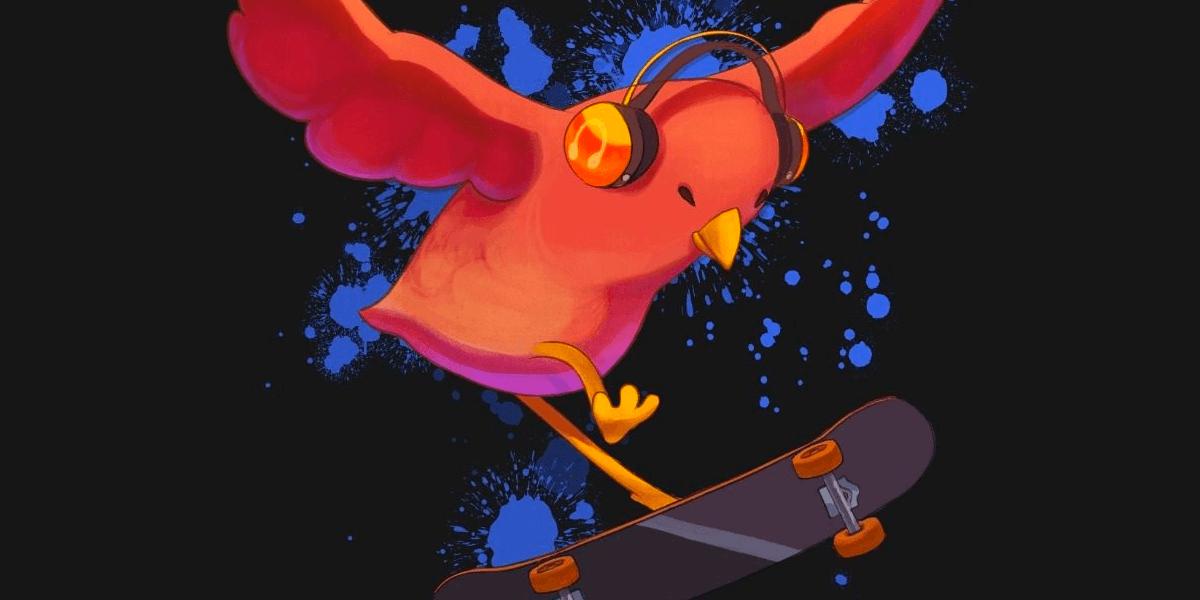 SkateBIRD - Indie Game