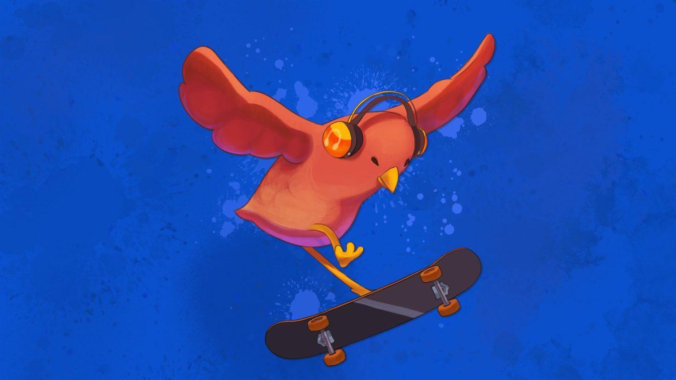 Skatebird Review Xbox Game Pass